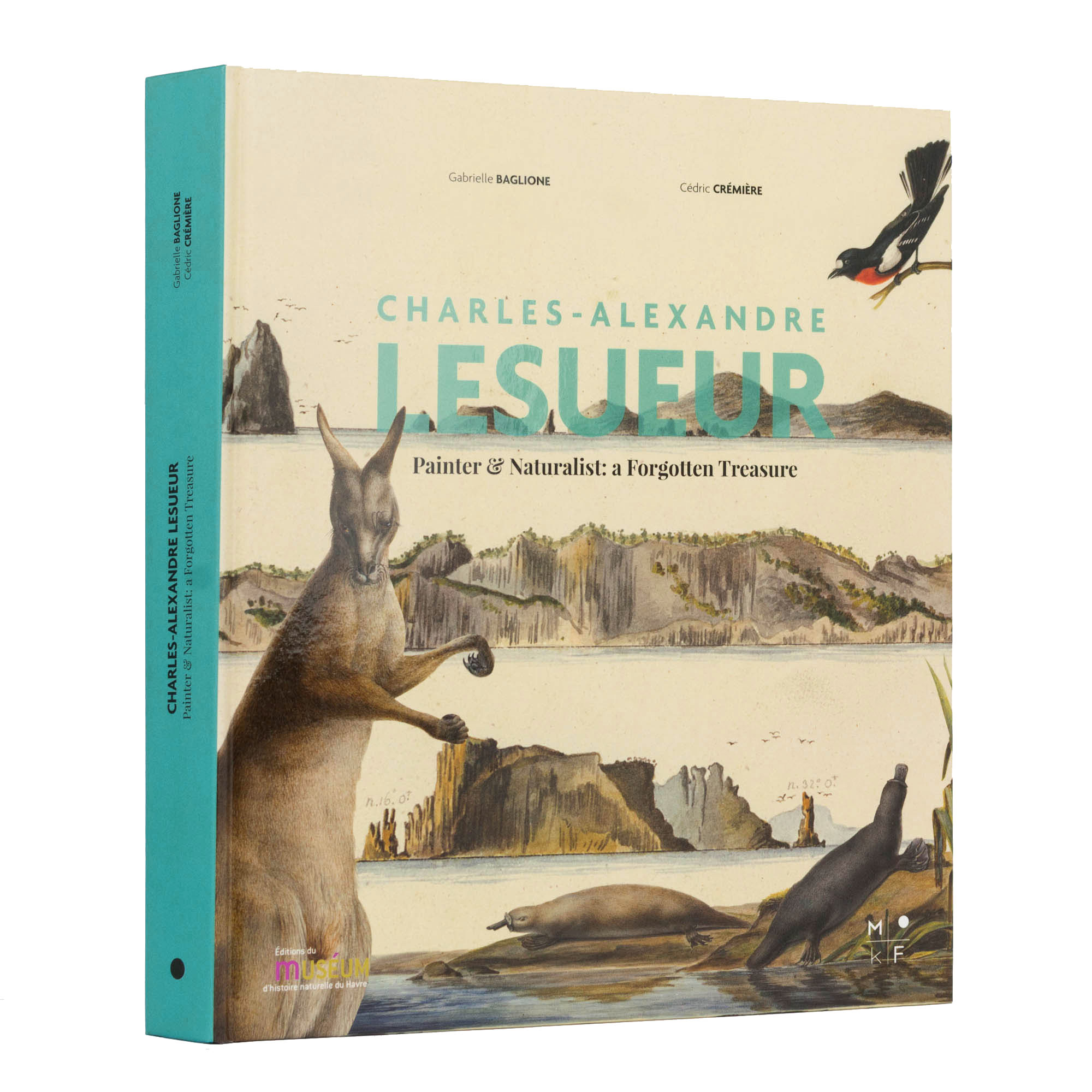Cover of the book Charles-Alexandre Lesueur, Painter and Naturalist: A Forgotten Treasure